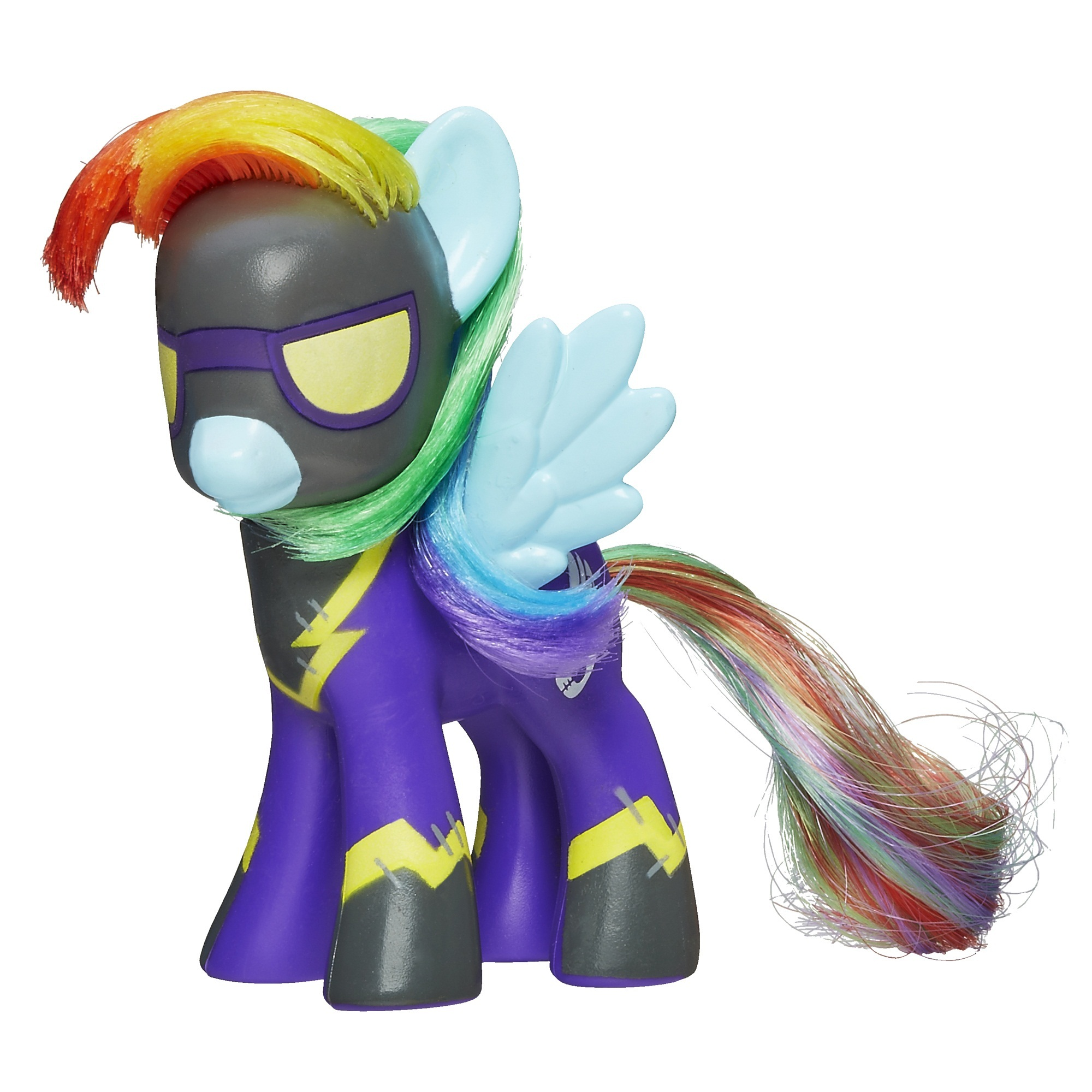 My Little Pony Rainbow Dash as Shadowbolt 2