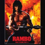 NECA Rambo First Blood Part 2