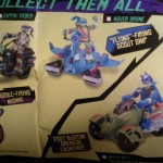 Ninja Turtles 2013 Toy Vehicles