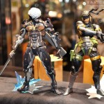 Revoltech Metal Gear Rising Revengeance Raiden