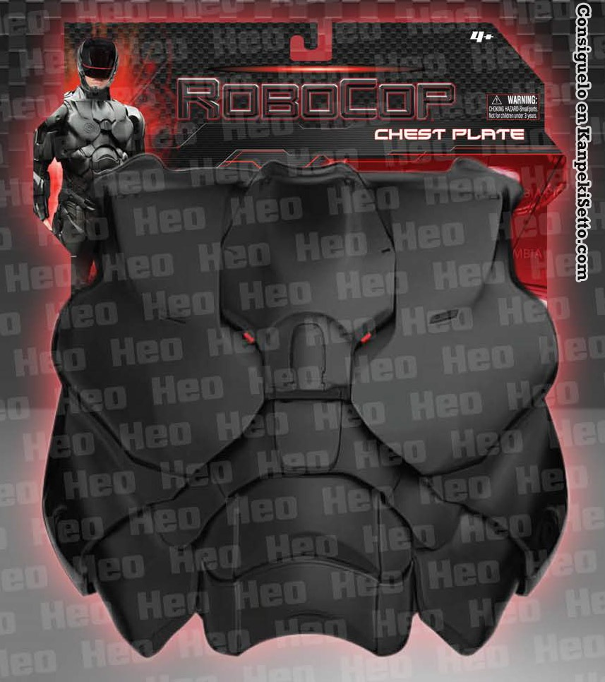 Robocop Chest Plate