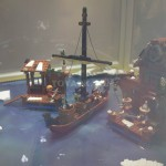 SDCC 2013 LEGO Hobbit Lake Town Chase 004
