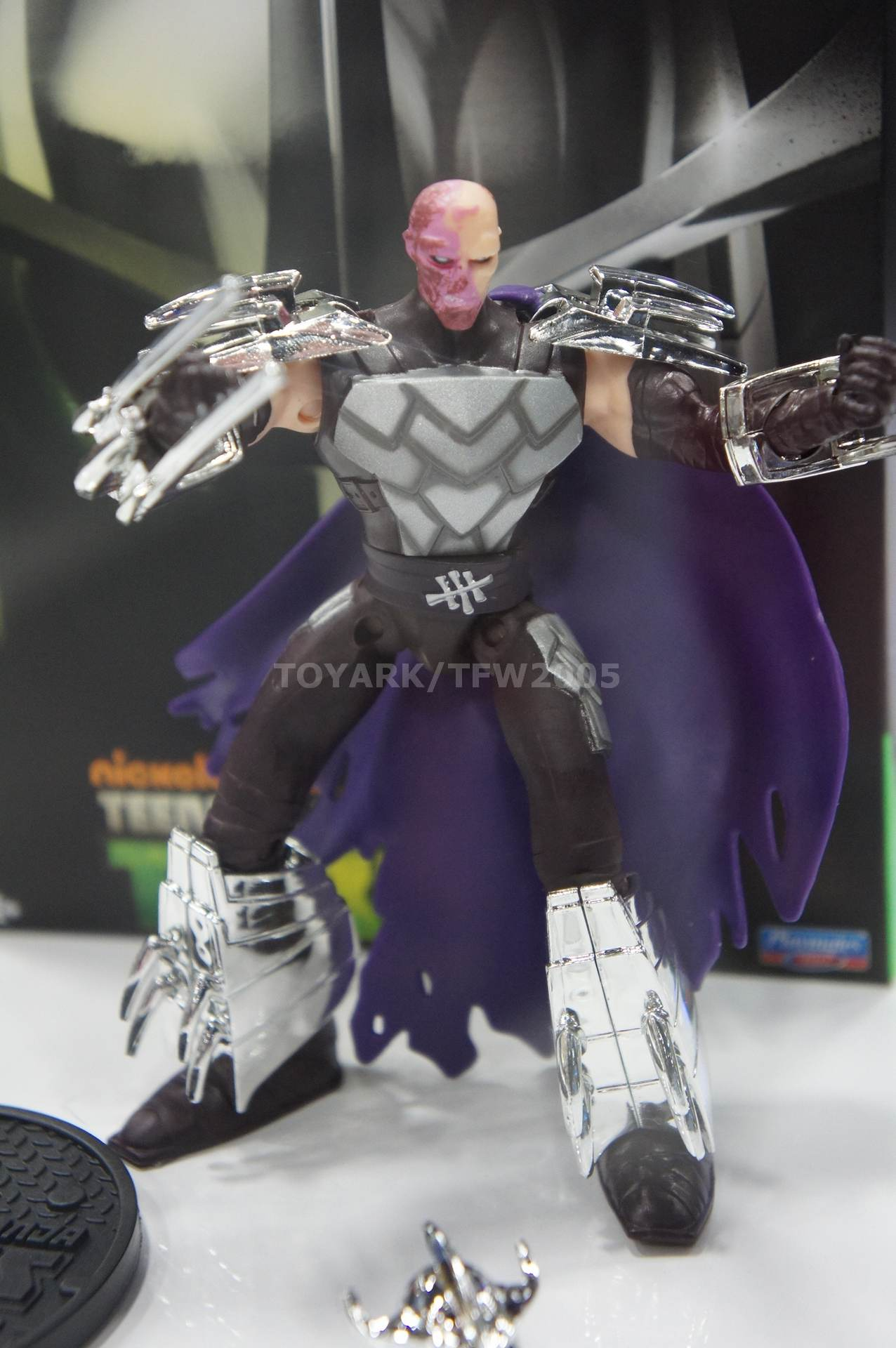 SDCC 2013 - Nickelodeon Exclusive TMNT Shredder - The ...