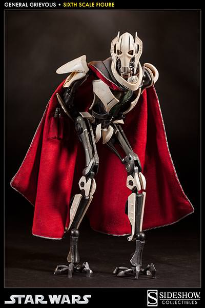 [SideShow] Star Wars: General Grievous 1/6th Scale Figure - Página 2 Sixth-Scale-General-Grievous-Figure-010