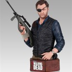 The Walking Dead The Governor Mini Bust 1
