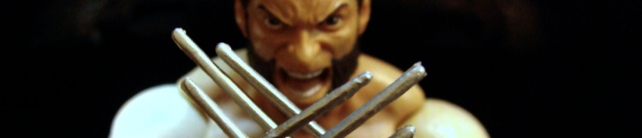 The Wolverine Marvel Select 001