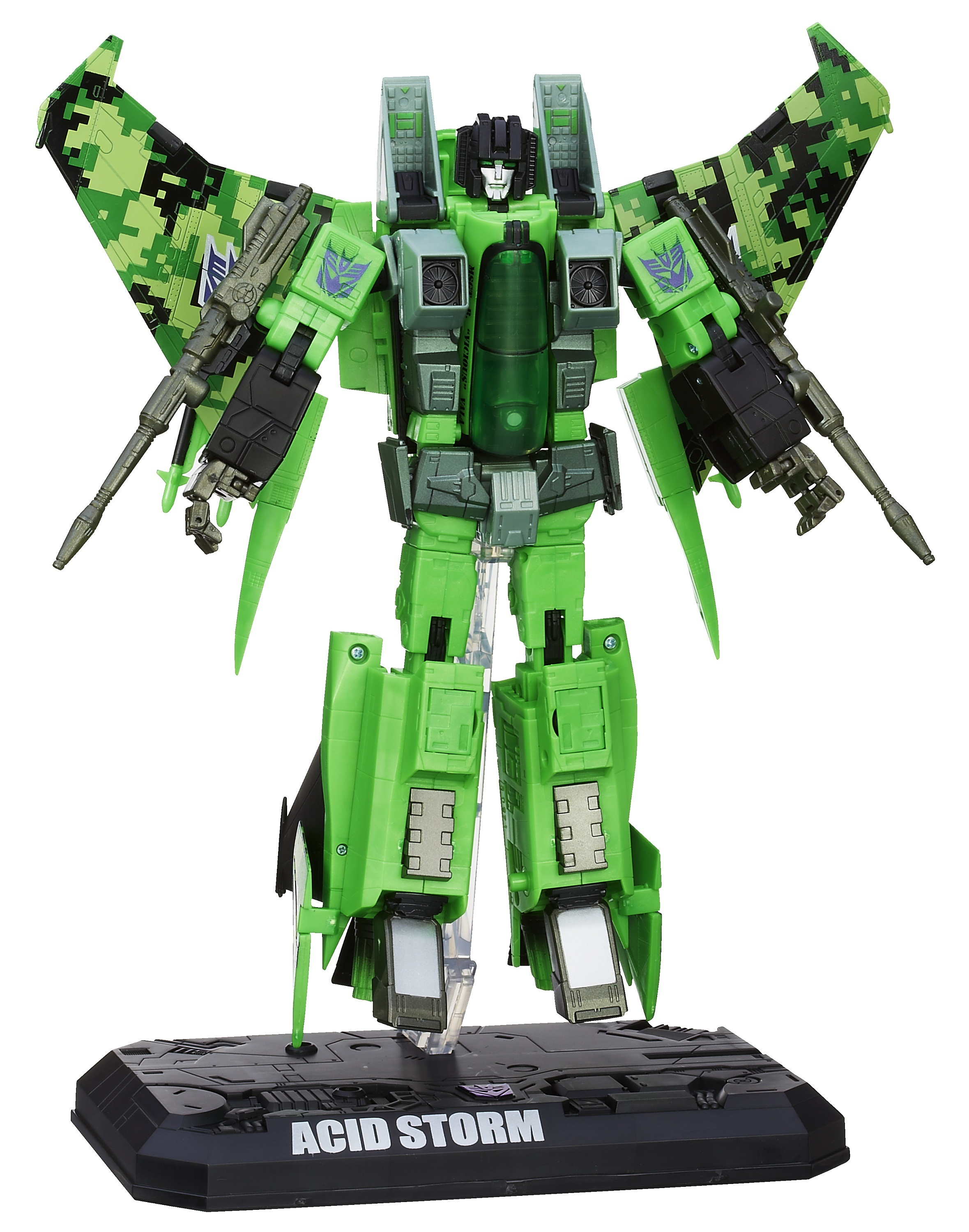 Transformers Masterpiece Acid Storm 2