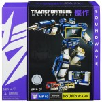 Transformers Masterpiece Soundwave 1