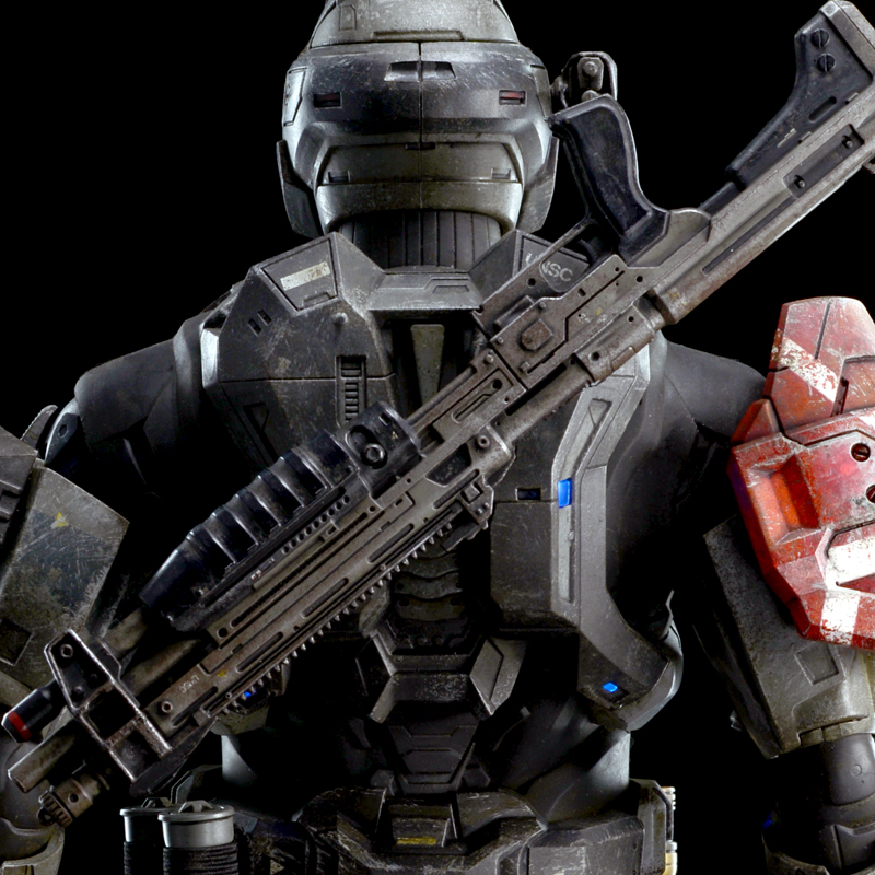 Minimates Halo Reach And Info For 3a Halo Reach