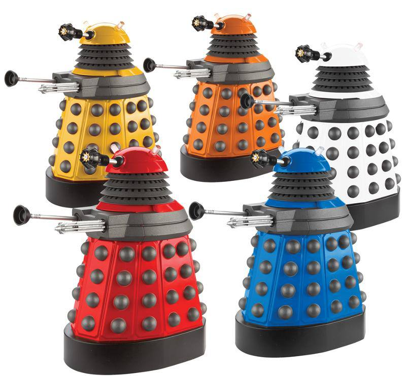 Doctor who dalek paradigm action figures out now the - Doctor who dalek pics ...