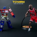 Enterbay Jordan vs Optimus 26