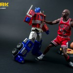 Enterbay Jordan vs Optimus 28
