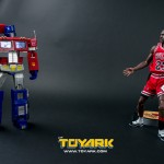 Enterbay Jordan vs Optimus 31