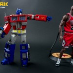Enterbay Jordan vs Optimus 33