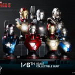 Hot Toys Iron Man 3 Collectible Bust Series 017