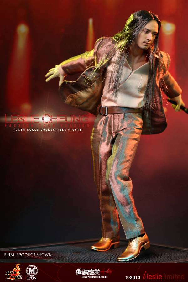 Hot Toys Leslie Cheung