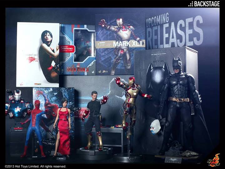 Hot Toys Upcoming Releases