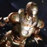Iron Man 3 Midas Armor Mark XXI 001