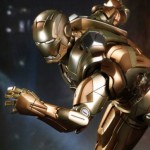Iron Man 3 Midas Armor Mark XXI 012