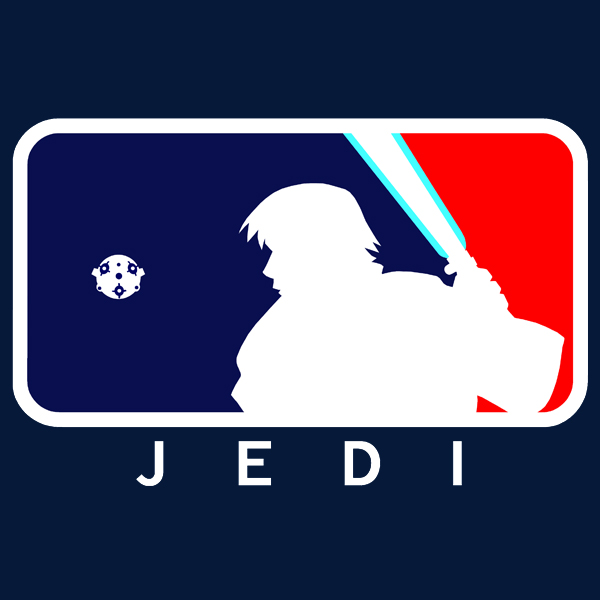 Major League Jedi Shirt
