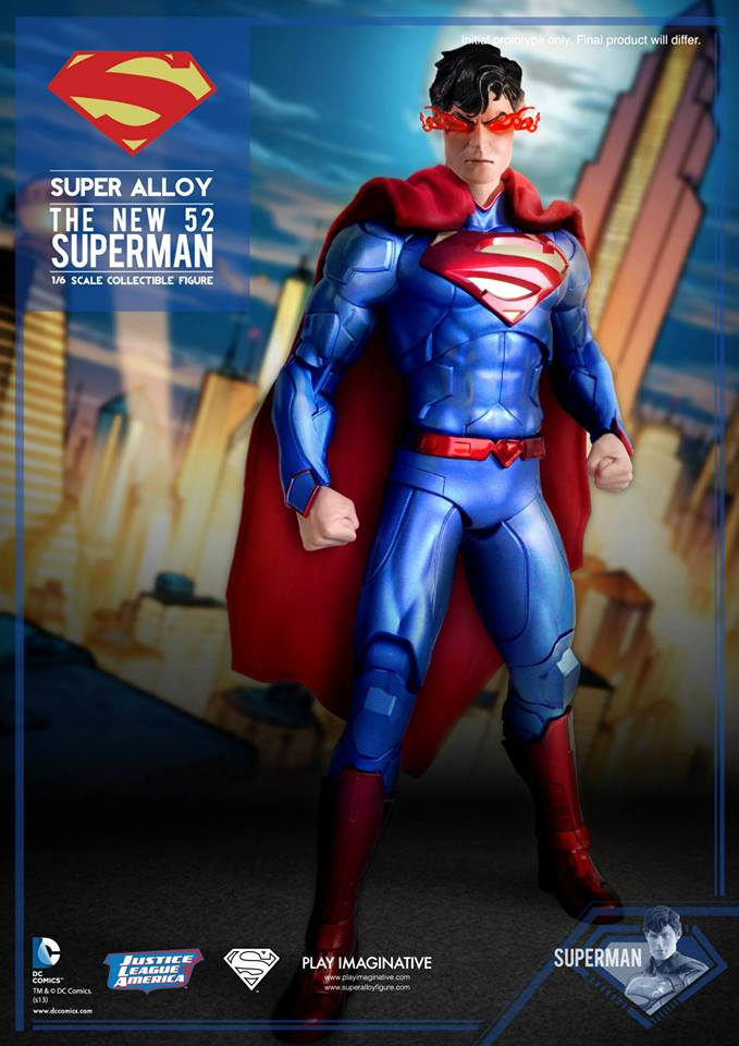 New 52 Super Alloy Superman 003