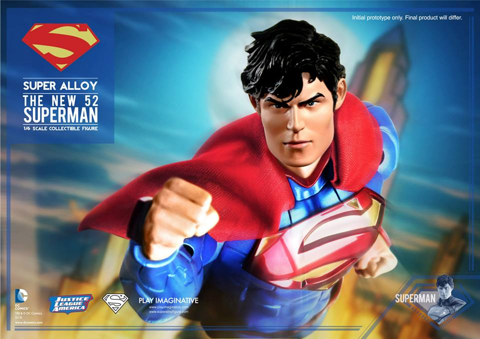 New 52 Super Alloy Superman 004