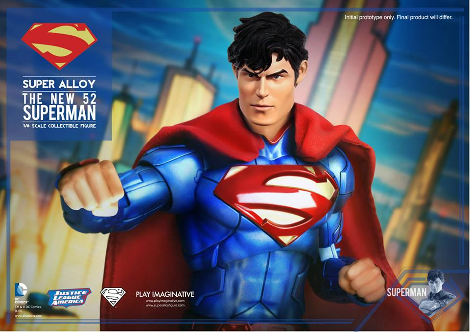 New 52 Super Alloy Superman 006