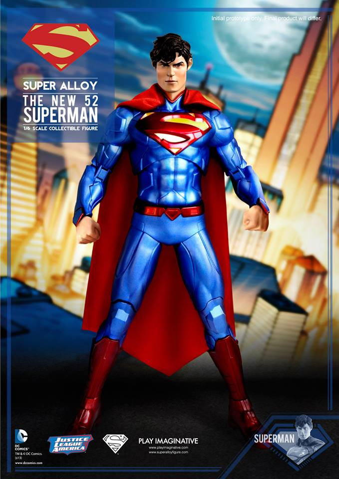 New 52 Super Alloy Superman 008