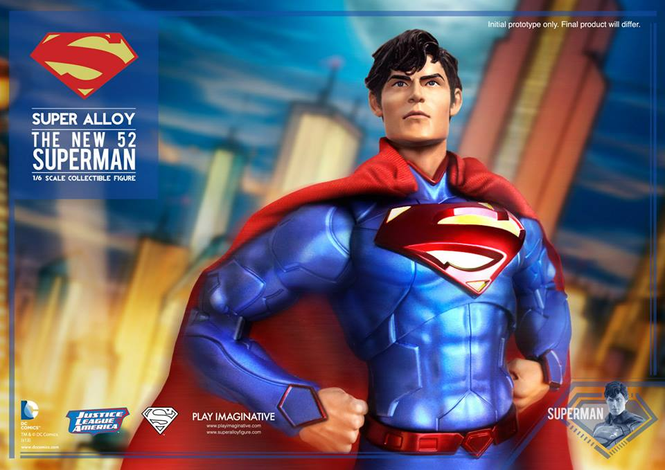 New 52 Super Alloy Superman 009