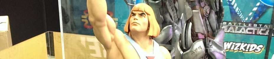 Pop Culture Shock He Man Statue Preview