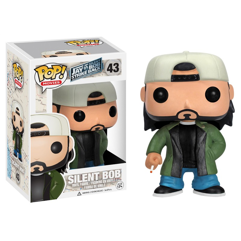 Funko S Jay And Silent Bob Pop Vinyl Figures The Toyark