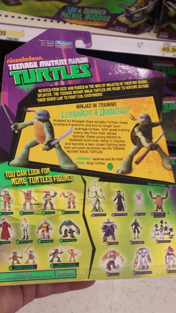 TMNT Ninjas in Training 2