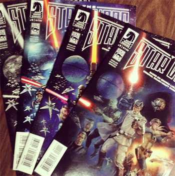 The Star Wars Comics