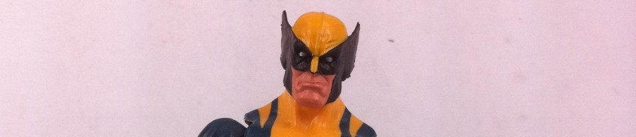 Wolverine Marvel Legends Wolverine 01