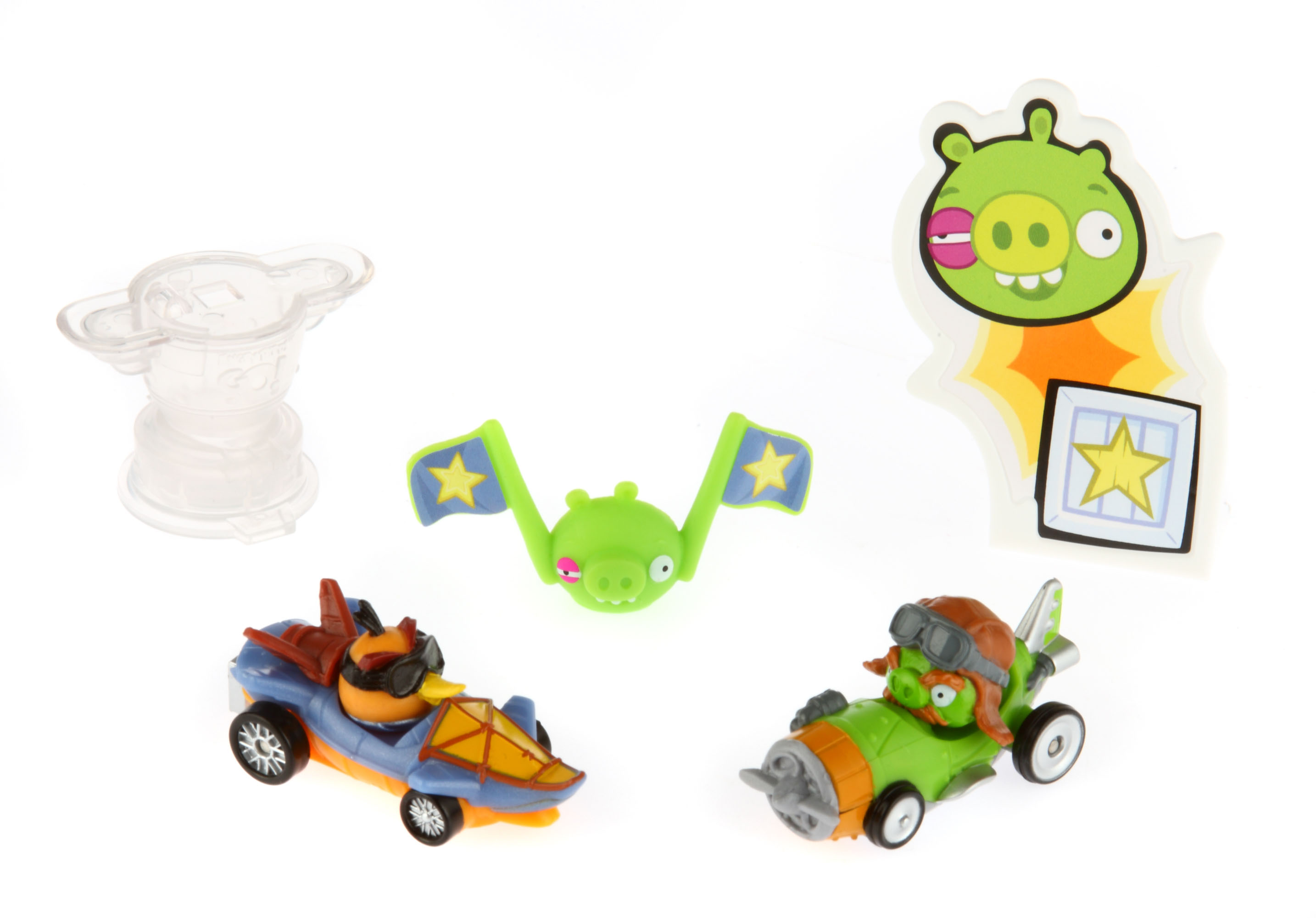 Angry Birds Go Toys : Press release hasbro angry birds go telepods and jenga