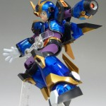 D Arts Mega Man X Ultimate Armor 07