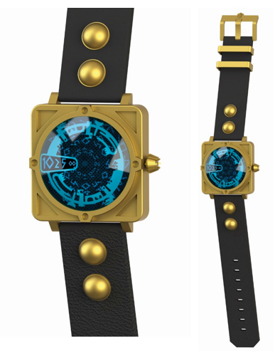 Dr Who Dalek Collectors Watch