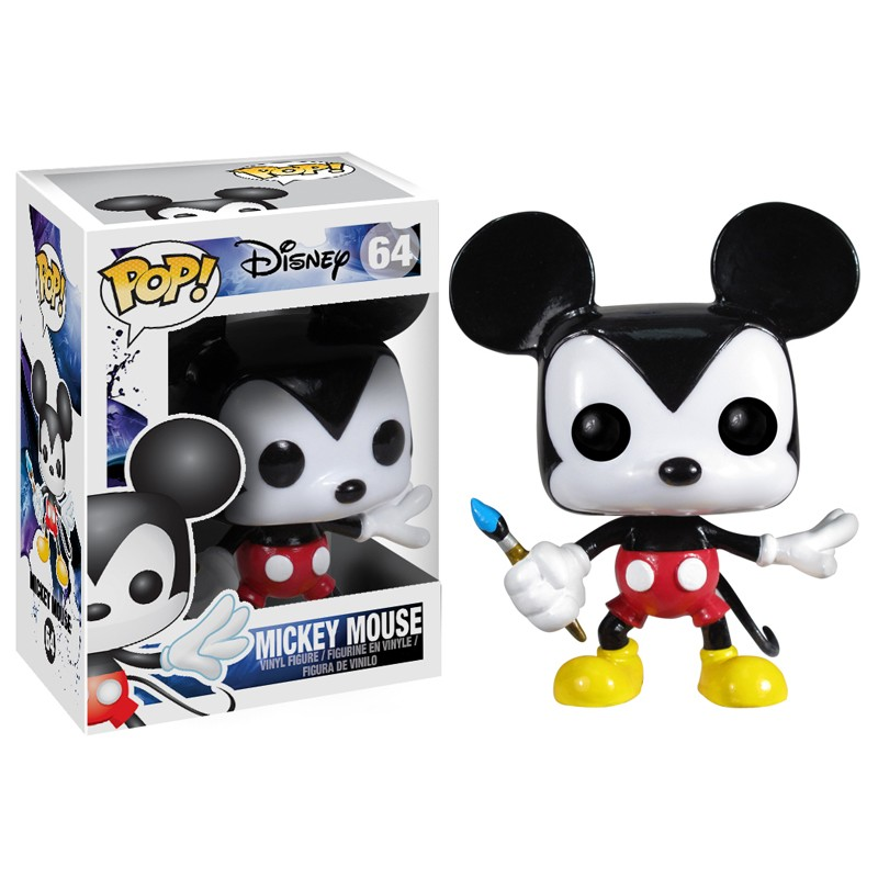 Funko Reveals Epic Mickey Pop Vinyl Mickey Mouse And