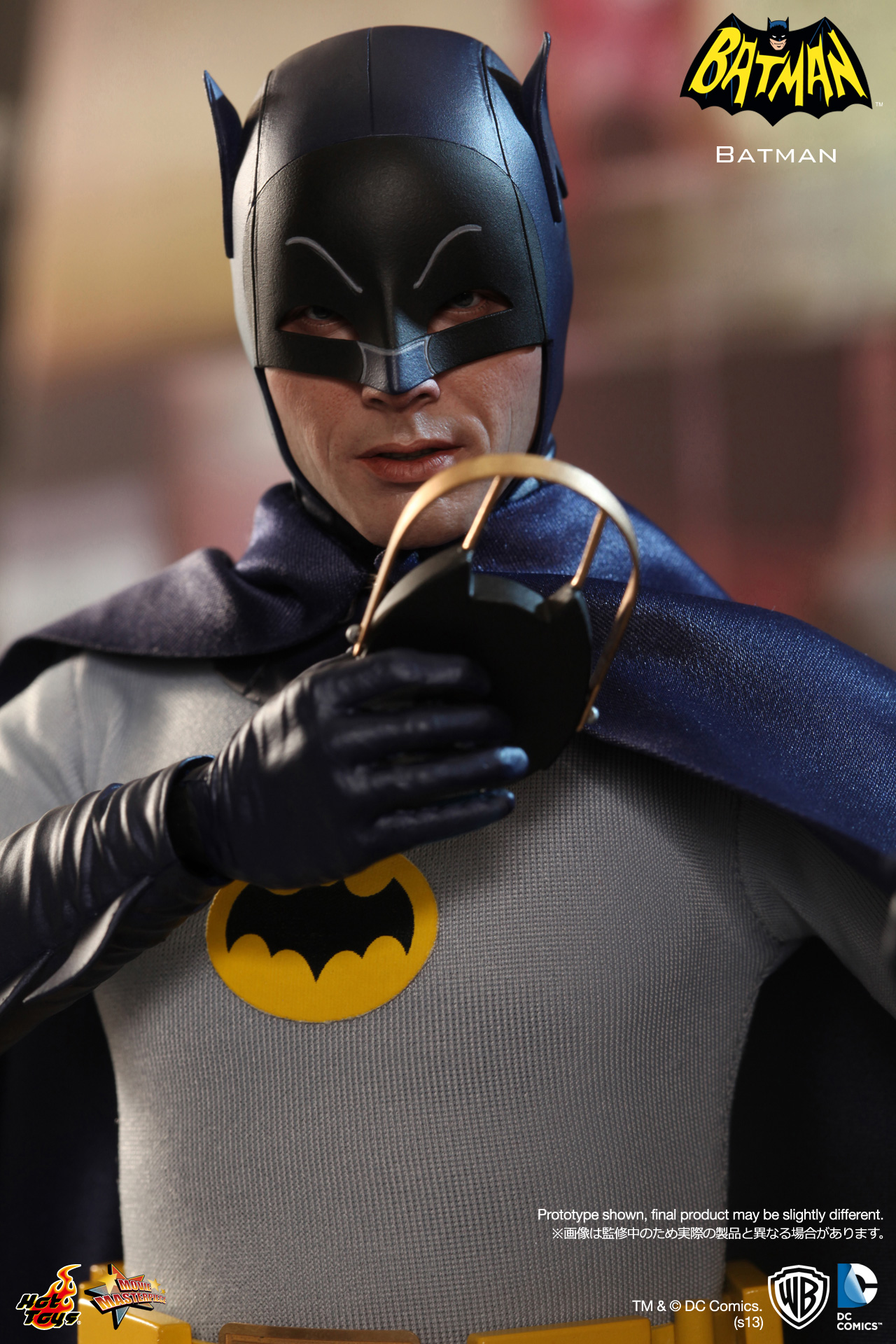 Hot Toys 66 Batman 06