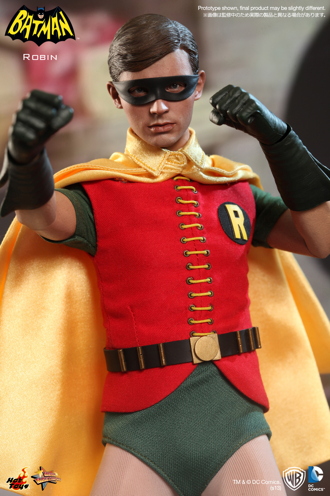 Hot Toys 66 Robin 03