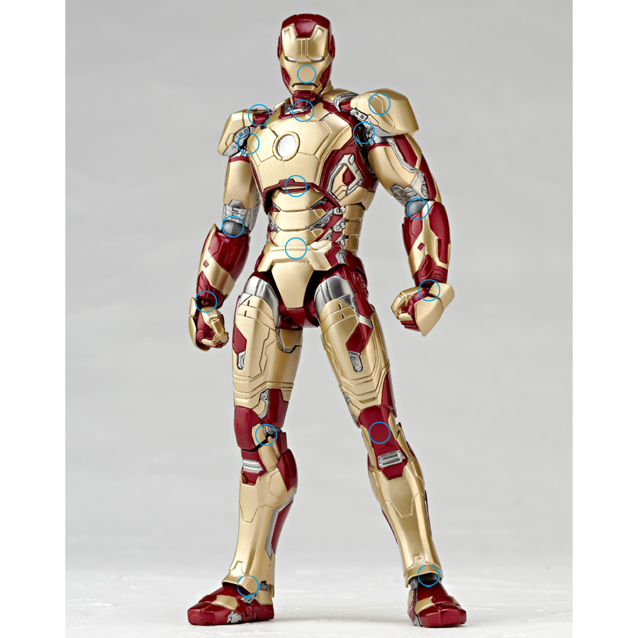 Iron man mark 19