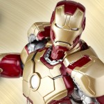 Iron Man Mark 42 Revoltech 003