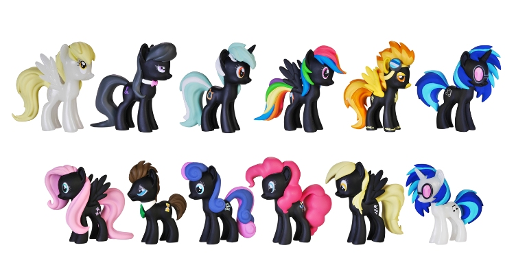 MLP Mystery Minis