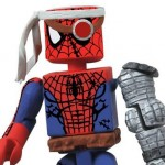 Marvel Minimates Series 50 Cyborg Spider Man