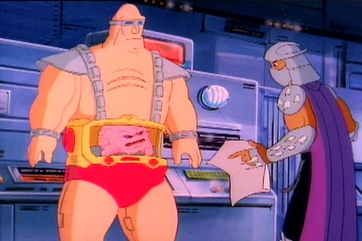 Ninja Turtles Classics Krang Shredder