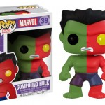 Pop Vinyl Compound Hulk