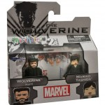 Wolverine Minimates Comic Shop Assortment 001