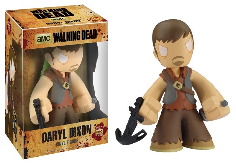 pop walking dead daryl dixon