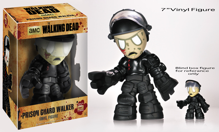pop walking dead prison walker 1