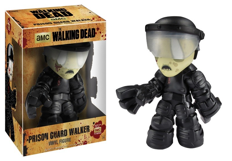pop walking dead prison walker 2